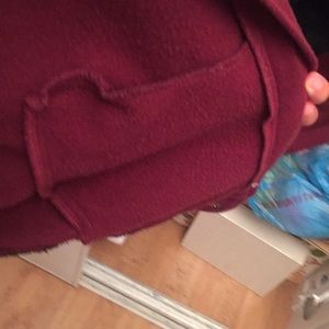 Cotton On Jackets & Coats - Maroon Baseball jacket